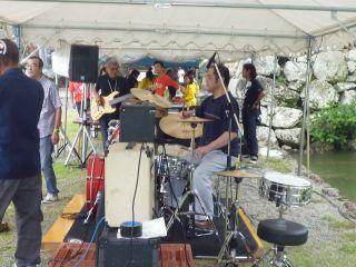 2012年9月16日のら・ら・ら音楽祭 顔あり