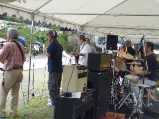 2012年9月16日のら・ら・ら音楽祭 後ろ姿